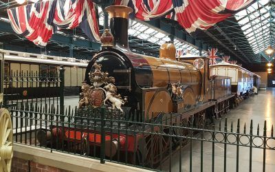 A Magical Free Experience In York – We Visited The National Railway Museum