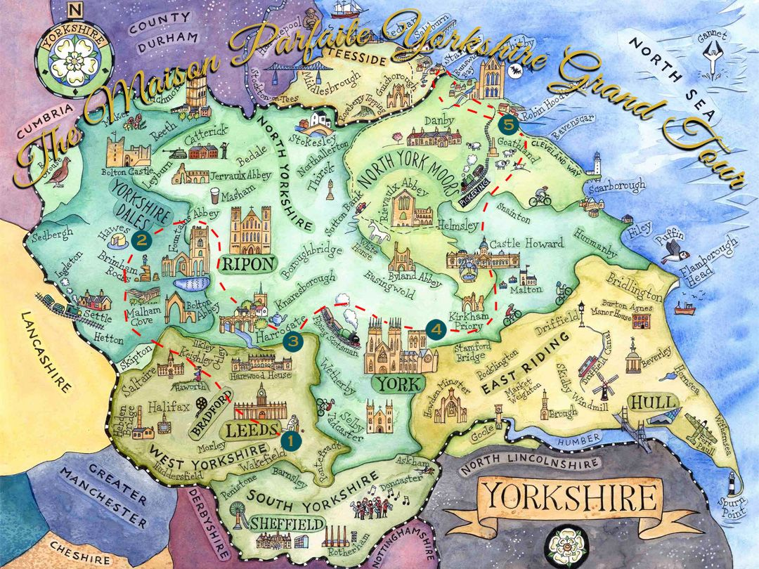 The Yorkshire Grand Tour